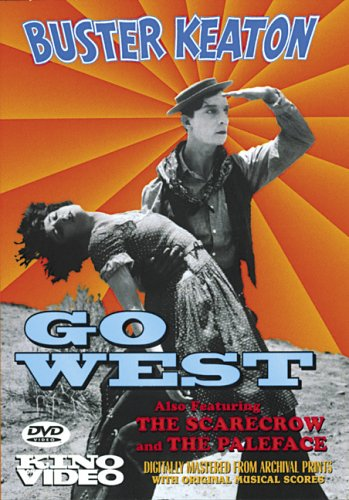 Go West / The Scarecrow / The Paleface by Kino International
