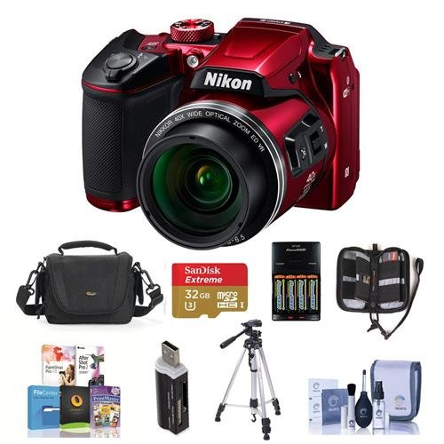 nikon-coolpix-b500-digital-point-shoot-camera-red-bundle-with-camera-bag-4-aa-rechargeable-batteries