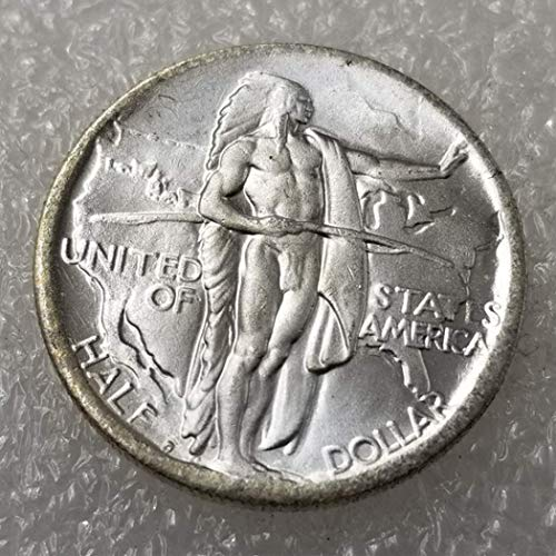 MarshLing 1933 Old Liberty Half-Dollars Coin - Great American Commemorative Old Coin - US Old Coins- USA Original Pre Morgan Uncirculated Condition Perfect Quality
