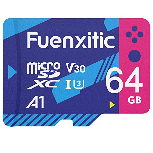 Micro SD Card for Nintendo Switch and Drone, Class 10 Memory Card