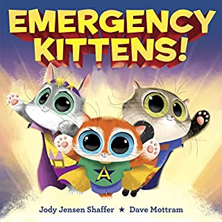 Book Cover: Emergency Kittens!