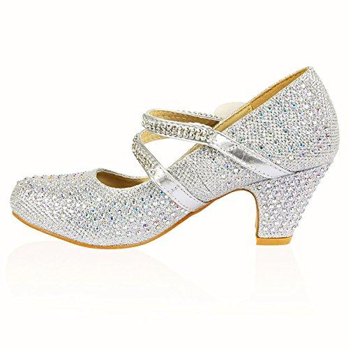 ... MyShoeStore - Zapatos de boda para niña 29bf092c4d1a
