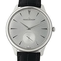 Jaeger LeCoultre Master Control Automatic-self-Wind Male Watch 127.84.20 (Certified Pre-Owned)