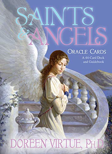 Saints & Angels: A Guide to Heavenly Help for Comfort, Support, and Inspiration
