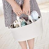Baby Nursery Diaper Caddy Organizer - Rope