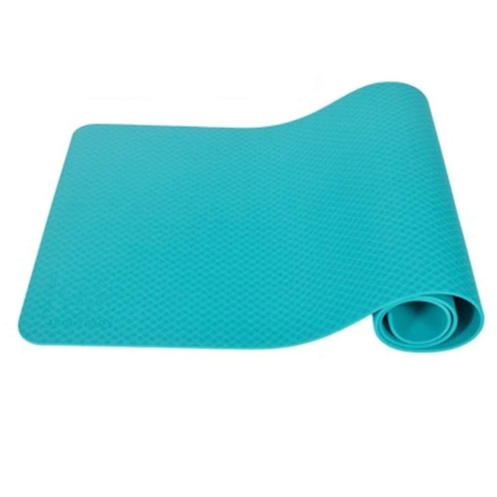 B XPORTOR Tapis Yoga Déformés Antidérapant épais Tapis De Yoga Pilates Yoga Fitness Antidérapant écologique Tapis d'exercice