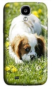 case mate Samsung S4 case Puppy 2 Animal 3D cover custom Samsung S4