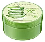 Nature Republic Gel Review and Comparison