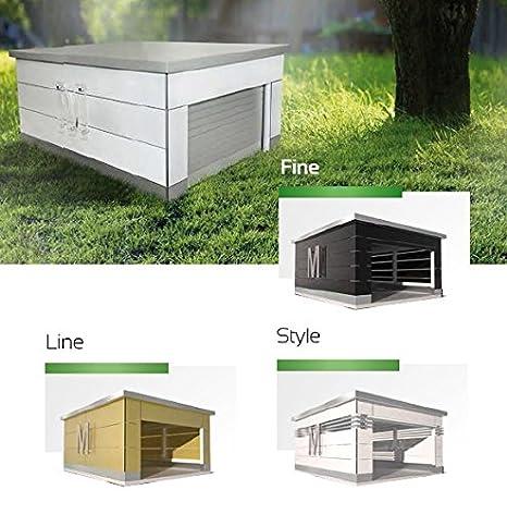 Casa Robot cortacésped Cube Fine: Amazon.es: Bricolaje y herramientas