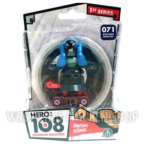 Hero 108 Kingdom Krashers Series 1 Action Figure  071 Baboon King by Hero:108