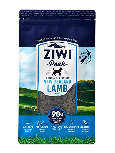 Ziwi Peak Air-Dried Lamb Dog (5.5lb)