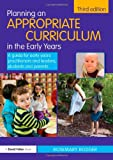 Planning an Appropriate Curriculum in the Early Years, Rosemary Rodger, 0415583039