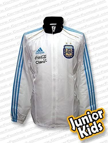adidas - 2010-11 Argentina Presentation Tracksuit - Kids Hombre ...