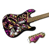 Zing Revolution MS-RISE10028 Rock Band Wireless Guitar- Rise Records- Soldier Skin