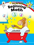 Beginning Math,Grade 1, Carson-Dellosa Publishing Staff, 1604187905