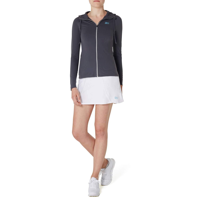 Sport Bambino Bambina /& Donna Tennis//Fitness//Sport Jogging Giacca con Cappuccio