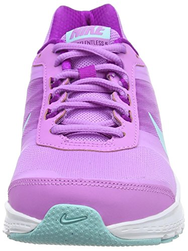 sale retailer 6e2c9 e6e26 Nike Air Relentless 5 - Zapatillas de running para mujer, color fucsia   morado ...