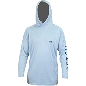 AFTCO Samurai Hooded Performance Shirt