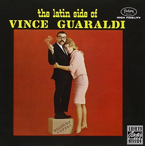 The Latin Side of Vince Guaraldi (Best Of Vince Guaraldi)