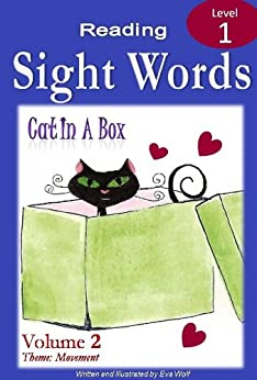 CAT IN A BOX: A Sight Words Book (Independent Beginner Readers 2) by [Wolf, Eva]