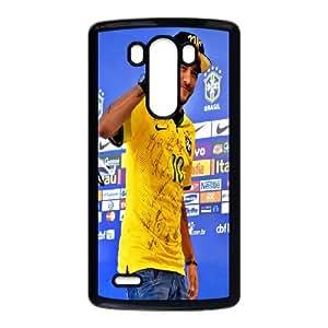DIY Printed Personlised Bienvenido Neymar cover case For LG G3 W5988872
