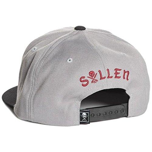 para Sullen béisbol Clothing gris de Talla única hombre Gorra gris wTIBnTq7