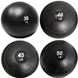 Valor Athletics Slam Ball Set - 35-40-45-50 lbs.