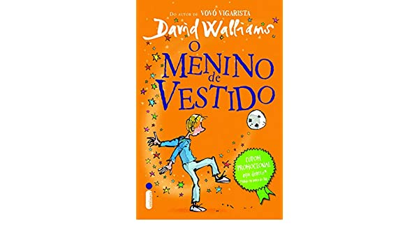 Menino de Vestido (Em Portugues do Brasil): David Walliams: 9788580574951: Amazon.com: Books