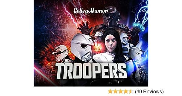 Amazon Com Troopers Sam Reich