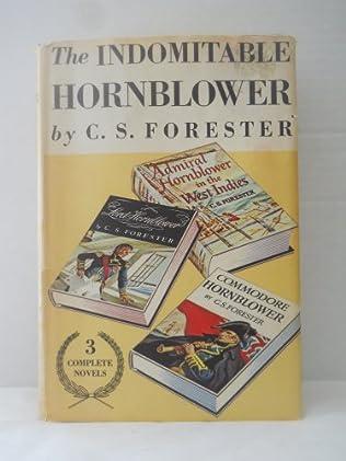 book cover of The Indomitable Hornblower