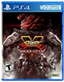 Street Fighter V Arcade Edition (輸入版:北米) - PS4