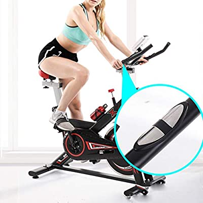 KuaiKeSport Bicicleta Estática de Fitness, Bici Spinning Bicicleta ...