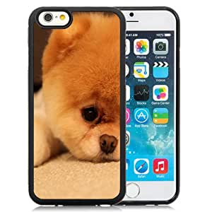 Beautiful Designed Case For iPhone 6 4.7 Inch TPU Phone Case With Sad Puppy Phone Case Cover