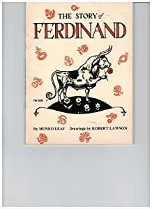 Paperback The Story Of Ferdinand Book