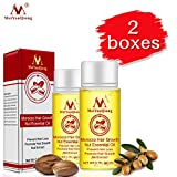 morocco Morocco Nut Extract Hair Care Essence Treatment For Men And Women Hair Loss Fast Powerful Hair Growth Serum Repair Hair Root (2pcs)