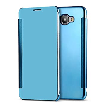 half off a6961 c5d97 Galaxy A8 2016 Case,Grandcaser Samsung A810 Mirror Case: Amazon.co ...
