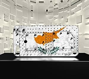 Funda Carcasa para iPod Touch 5 Bandera CHIPRE 06