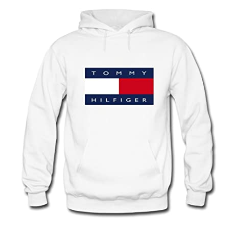 Tommy Hilfiger Mens Pullover Big Flag Sweater: Amazon.ca