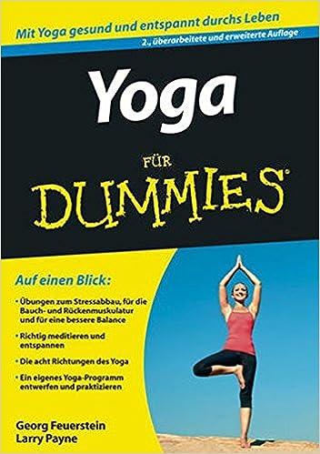 Yoga für Dummies (For Dummies) (German Edition): Georg ...