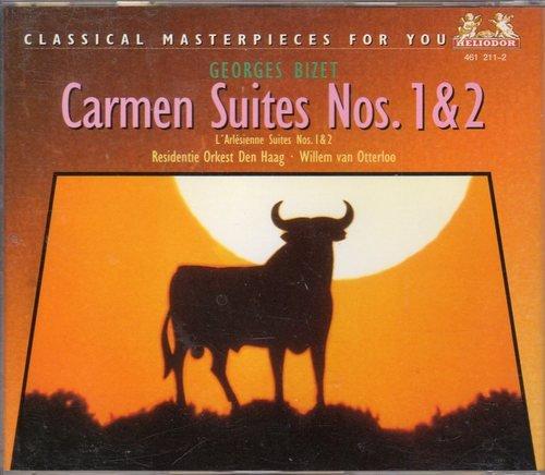 Carmen-Suiten 1+2