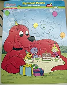 Clifford The Big Red Dog Puzzle