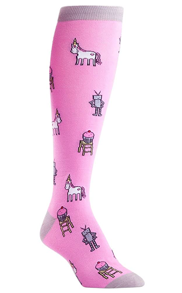 Sock It To Me TRIFECTA OF ALL THAT IS AWESOME Womens Knee Socks SOCKIT-F0105