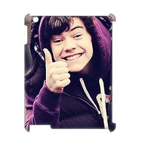 C-EUR Harry Styles Pattern 3D Case for iPad 2,3,4