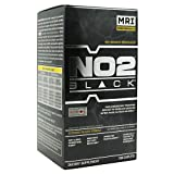 NO2 Black, 300 Caps (Pack of 3)