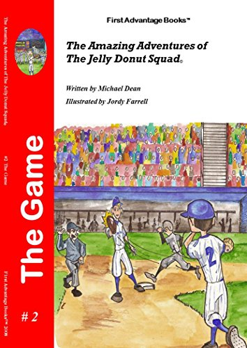 Digital Jelly Sport 5 (The Game (The Amazing Adventures of the Jelly Donut Squad Book 2))
