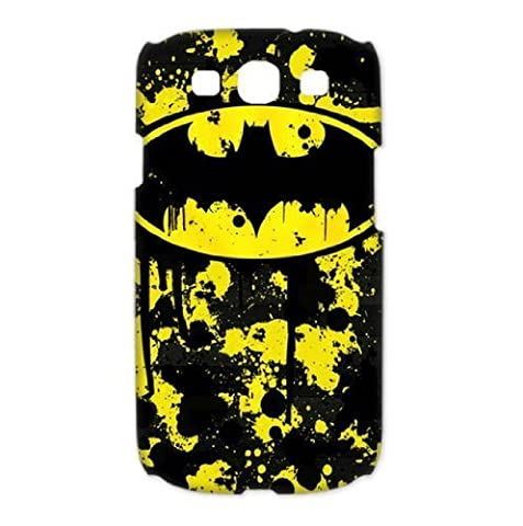 Samsung Galaxy S3 S III batman series case Samsung Galaxy S3 AT&T SGH-I747 Fitted protector cases (Samsung Galaxy S3 Mini Batman)
