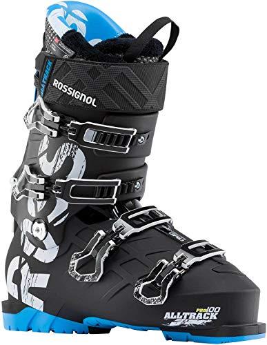 Pro 100 Ski Boot - Rossignol Alltrack Pro 100 Ski Boots Mens Black Sz 9.5 (27.5)