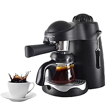 Máquina De Café Eléctrica Drip Coffee Machine Café Americano De Té De Doble Uso: Amazon.es: Hogar