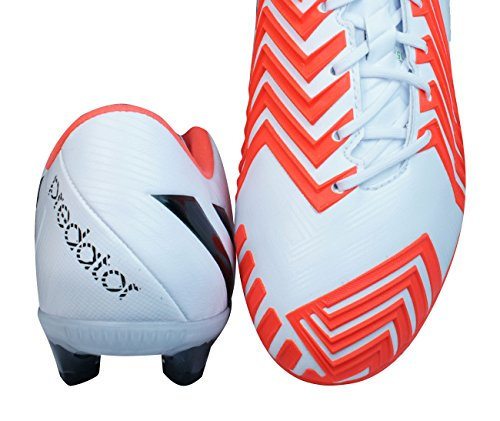 Chaussures Firm De Football Noir Predator Blanc Ground Instinct Adidas Rouge Ftwr Solaire FqXfIw6E