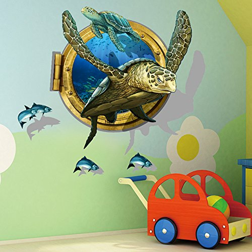 3d-submarine-world-under-sea-kid-room-decor-and-wall-decor-unique-decor-removable-wall-art-sticker-d